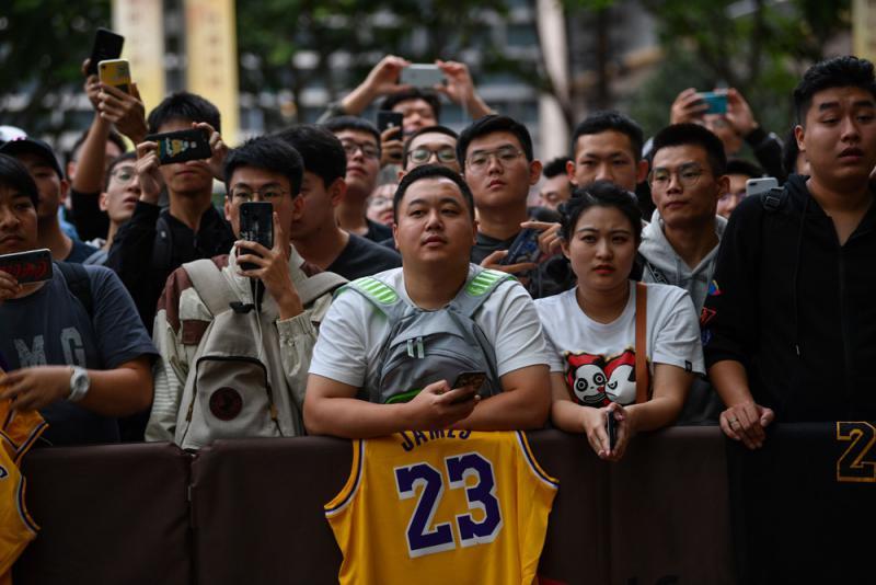 12中國品牌割席 NBA或損失數十億