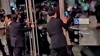 ?阻警执法 商场沦庇暴所 新港城5职员被捕