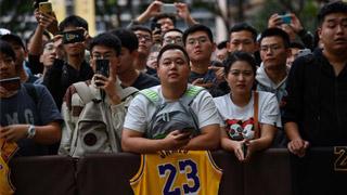 ?12中国品牌割席 NBA或损失数十亿