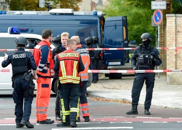 德國爆反猶太槍擊兩死 兇手網上直播行兇