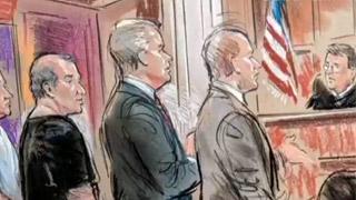 替特朗普律师调查拜登的商人被捕
