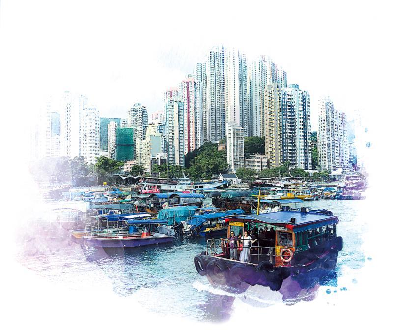 香港南區漁港之旅:香港仔玩到鴨脷洲