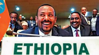 ?埃塞俄比亚总理获诺贝尔和平奖