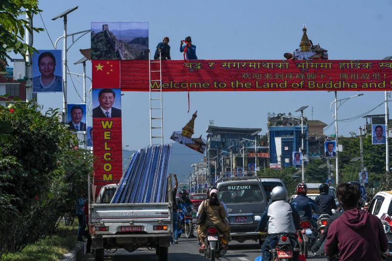 ?中国技术助基建 商品畅销尼泊尔