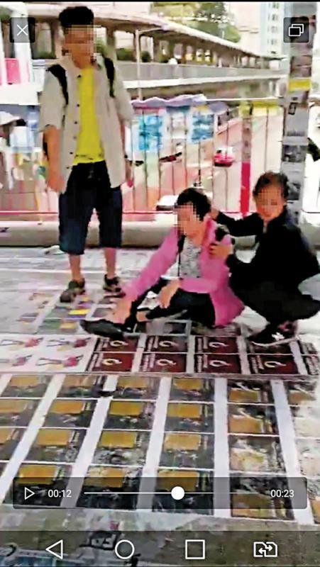 """新闻追踪\""""毒文宣""""跣低婆婆 市民自发除害"""