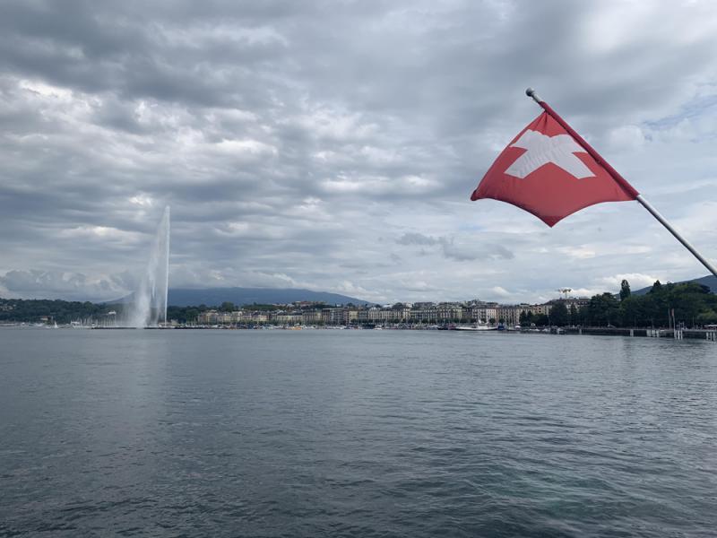 樂 活\日內瓦的地標大噴泉\潘 少