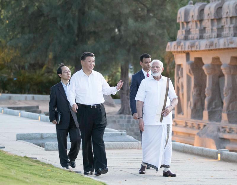 中印高级别对话 挖相互投资潜力