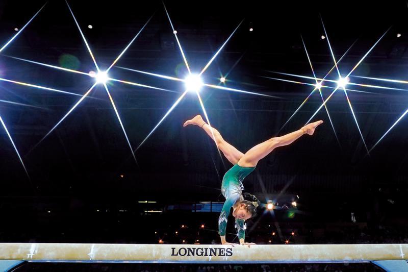 ?中国体操队录26年最差成绩
