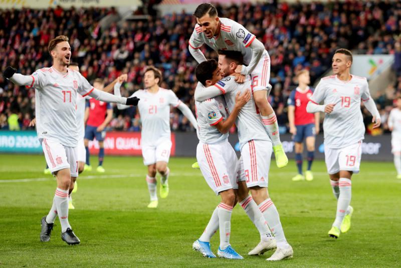 ?欧盃预告\西班牙有力小胜瑞典