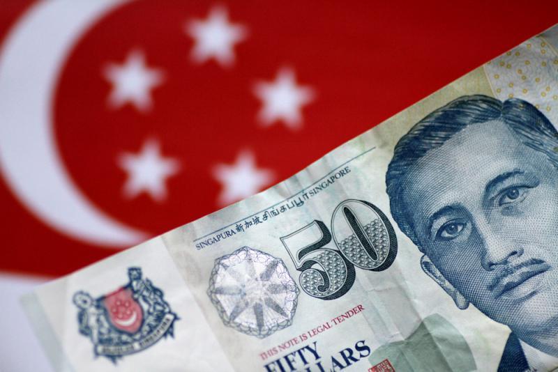 ?新加坡三年首放宽货币救经济