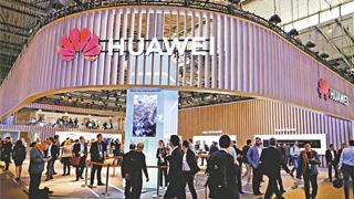 华为和全球运营商已签定60多个5G商用合同