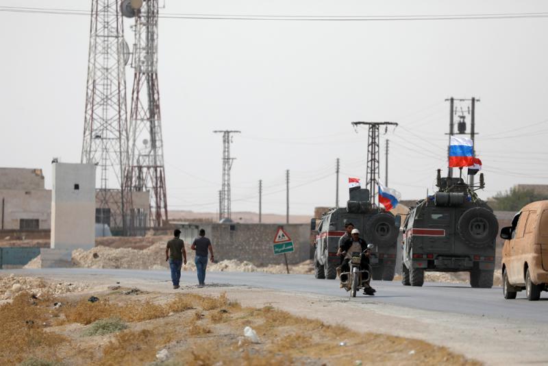 俄速佔美军哨站 调停土叙防战事扩大