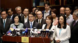 施政报告|建制派:议员有责任听取施政报告 「泛暴派」行为违基本法
