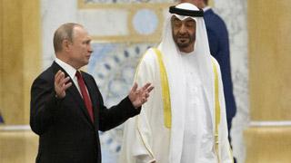 ?普京访沙特签百亿大单 在中东扩影响力