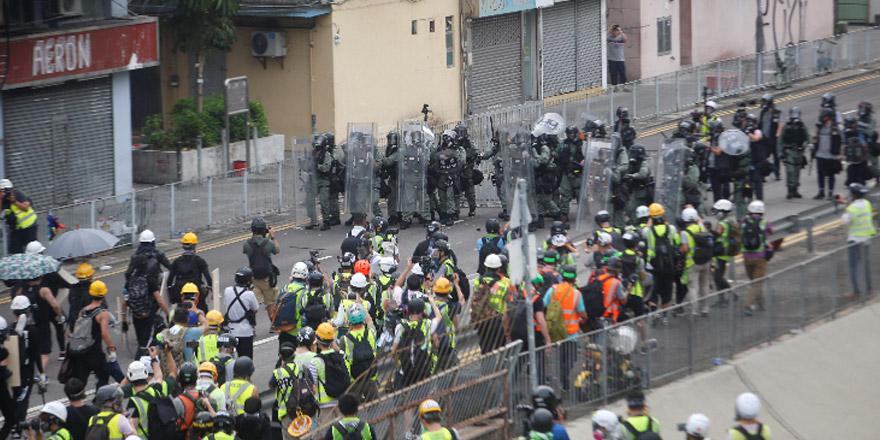 港府对美众院通过香港人权法案表示遗憾