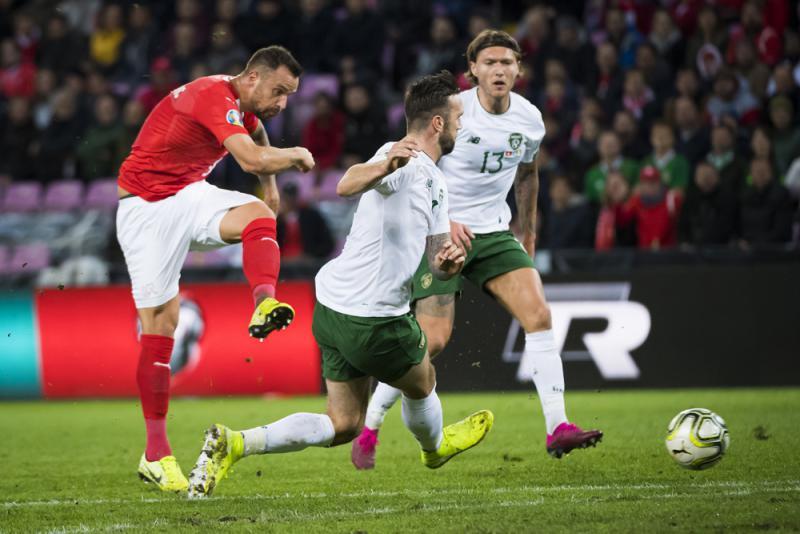 瑞士破爱尔兰不败身