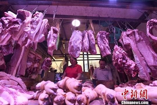 中国农业农村部:畜产品供应总体有保障