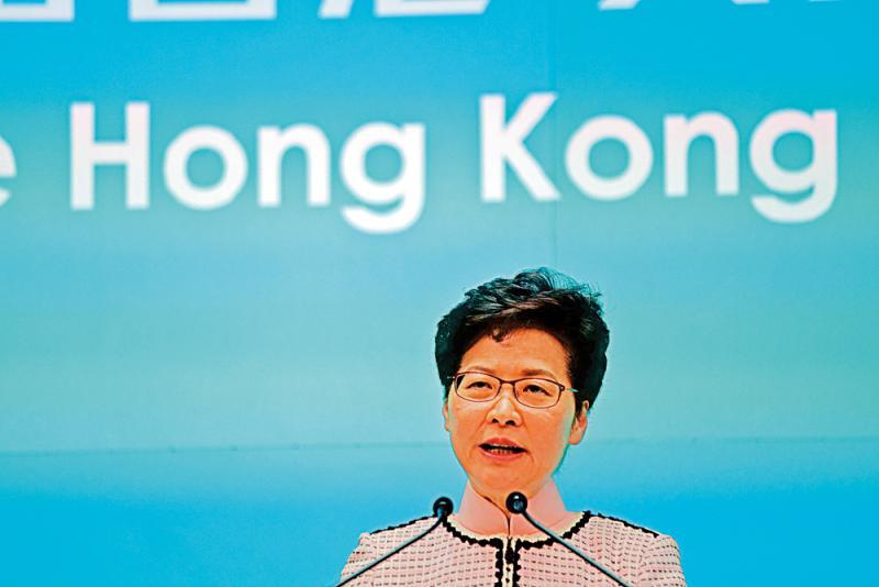 ?青年有話說\珍惜香港這個家 團結再出發