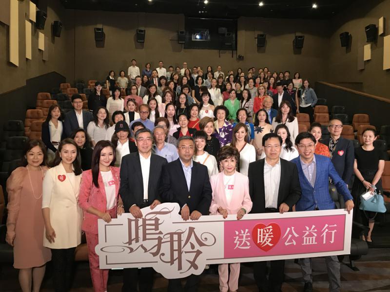 ?《我和我的祖国》感动香港市民
