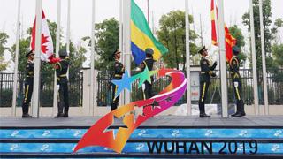 ?武汉军运会今开幕 9308人参与创纪录