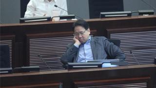 """?""""泛暴派""""拉布成疯 财委会未选出副主席"""