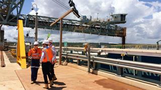 澳大利亚铁矿石巨头首试人民币计价