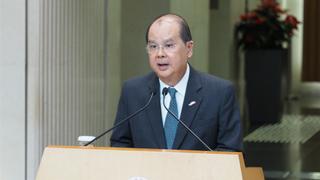 张建宗:明日正式撤回修例 争议的议题已不复存在