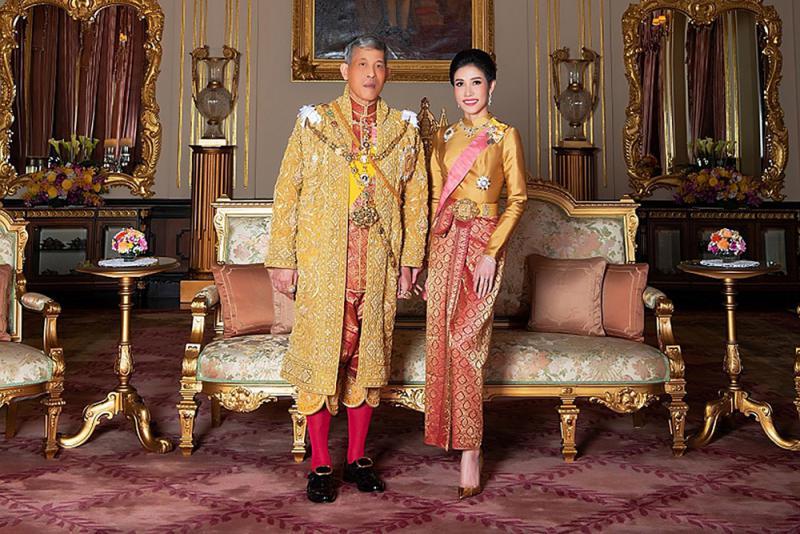 ?谋争做王后 泰王妃册立三个月被废
