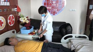 内地90后捐造血干细胞救港人