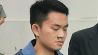 陈同佳出狱向死者家属道歉 愿赴台受审