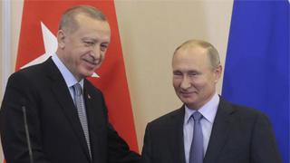 ?库族撤出叙北 俄土协议双赢