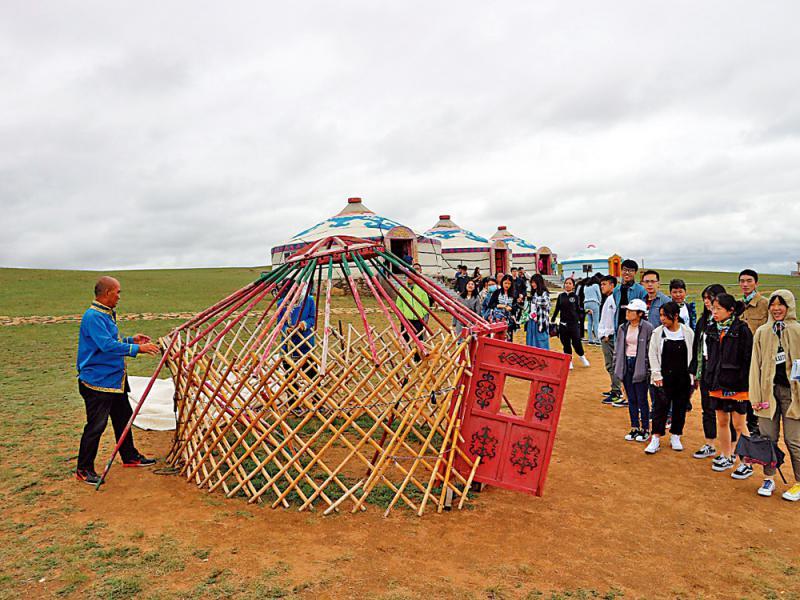 內蒙古旅遊文化知多啲