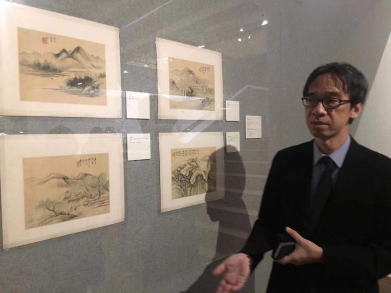 ?北山汲古詮釋中國繪畫美學