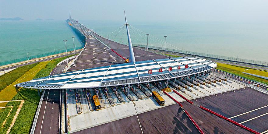 粵港增5500個大橋跨境車配額 一小時經濟圈漸成型