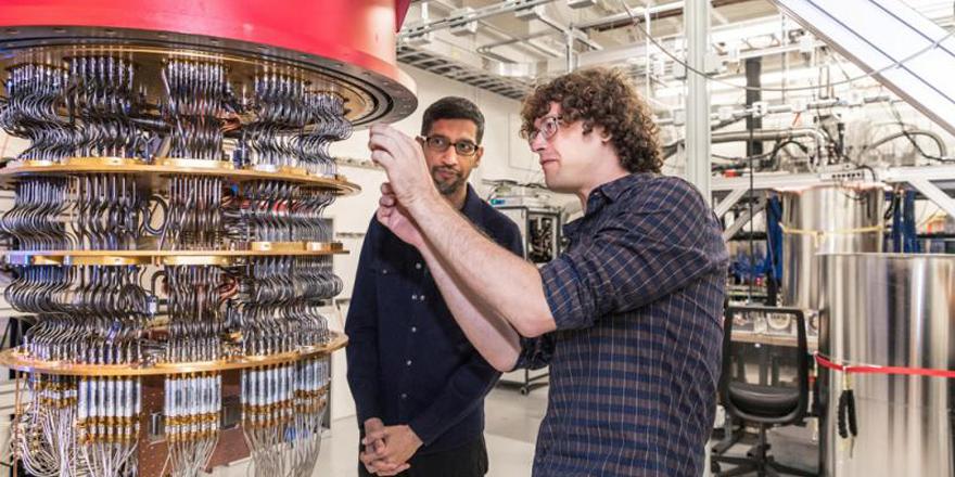 """谷歌稱實現""""量子霸權"""" IBM質疑"""