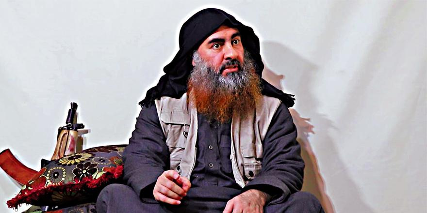 美军突袭 ISIS首领巴格达迪毙命