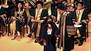 港大科大浸大齐吁学生:必须尊重毕业礼
