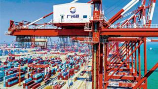 穗深双轮驱动湾区 建世界级港口群