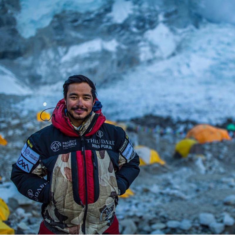 ?7月征服14座高峰 尼泊爾老兵創紀錄