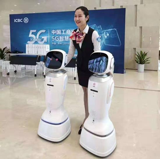破解行業痛點降本增效又吸睛 送餐機器人銷量年增四倍