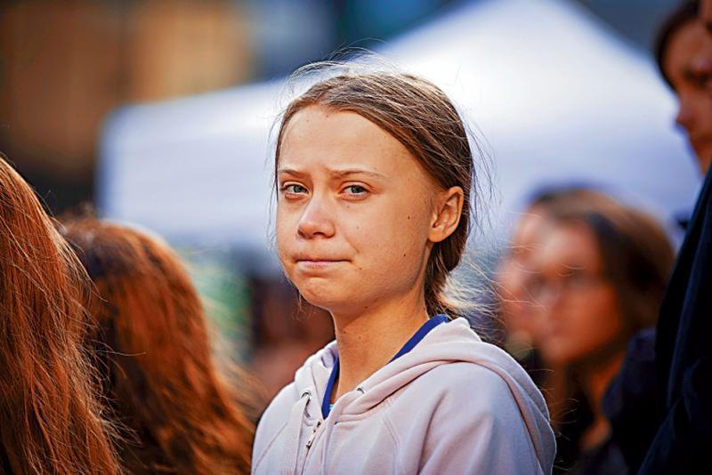 ?瑞典環保少女拒領獎 籲政府聆聽科學