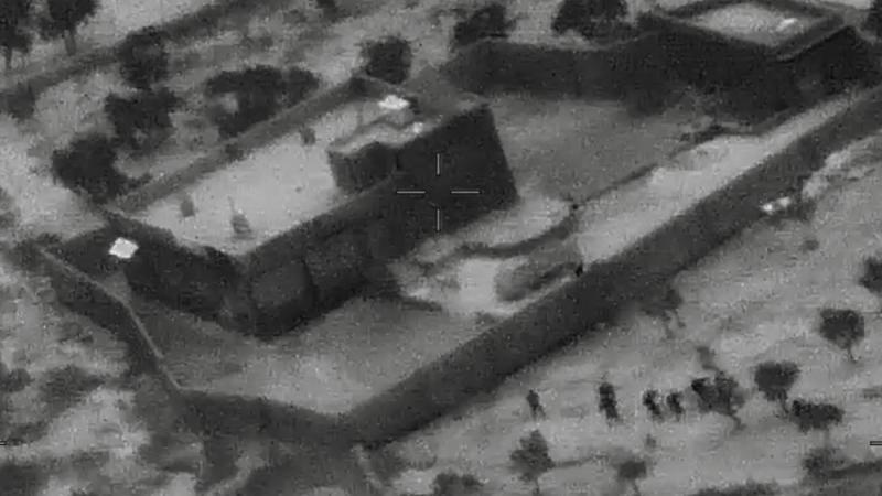 ?美公布围剿巴格达迪视频