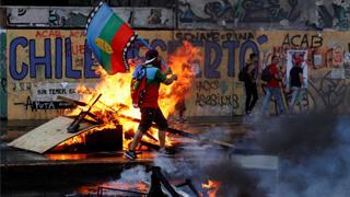 ?示威阻办双峰会 智利形象遭重创