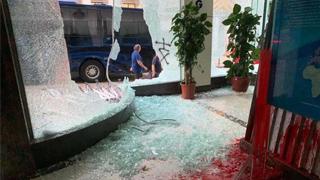 ?新华社公布被袭击图片 全国新闻工作者协会谴责暴行