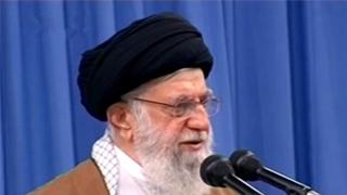 哈梅内伊:应禁止伊朗与美国谈判