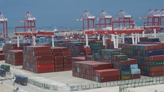 10月份中國物流業景氣指數繼續回升