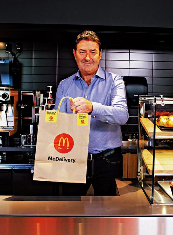?与下属谈恋爱 麦当劳CEO被炒
