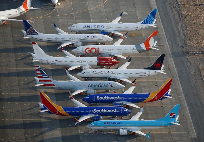 ?歐擬批準737 MAX明年初復飛