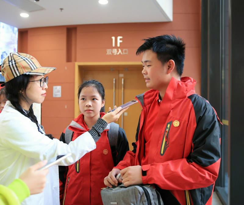 ?港青少年遊京津 國家強大感自豪