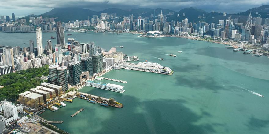"""李顯龍:香港須在""""一國兩制""""框架下尋解法"""